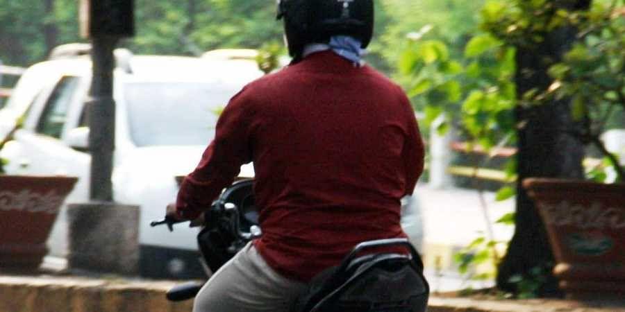 biker, motorist