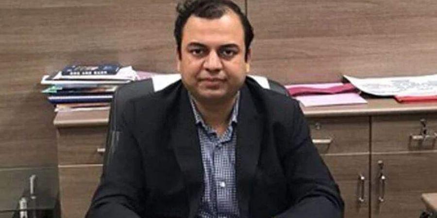 Gujarat-cadre IAS officer Gaurav Dahiya