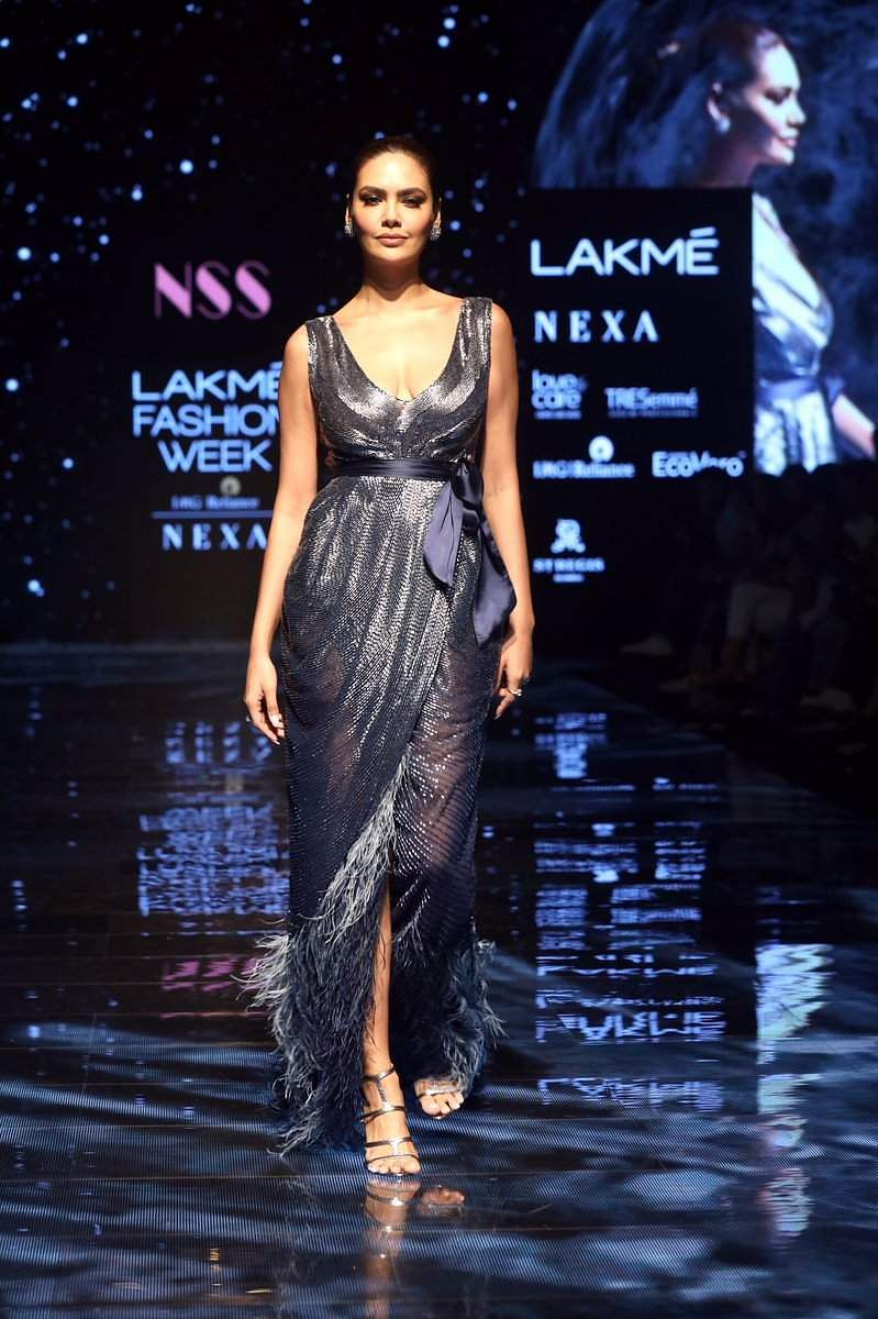Lakme Fashion Week LFW Winter Festive 2019 - Bollywood - showstoppers