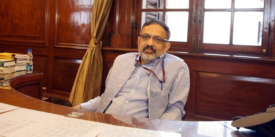Rajiv Gauba, Home secretary, MHA