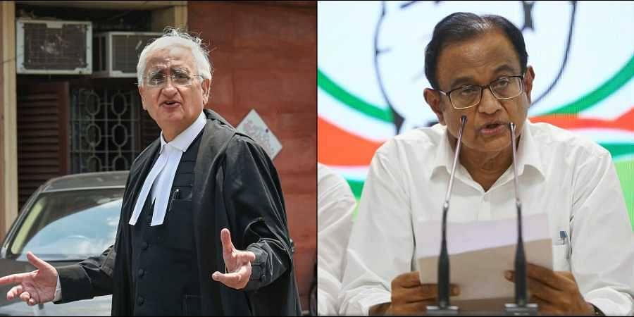 Hey Ram! Were Chidambaram's lawyers hoping to draw CJI's attention at Ayodhya hearing?
