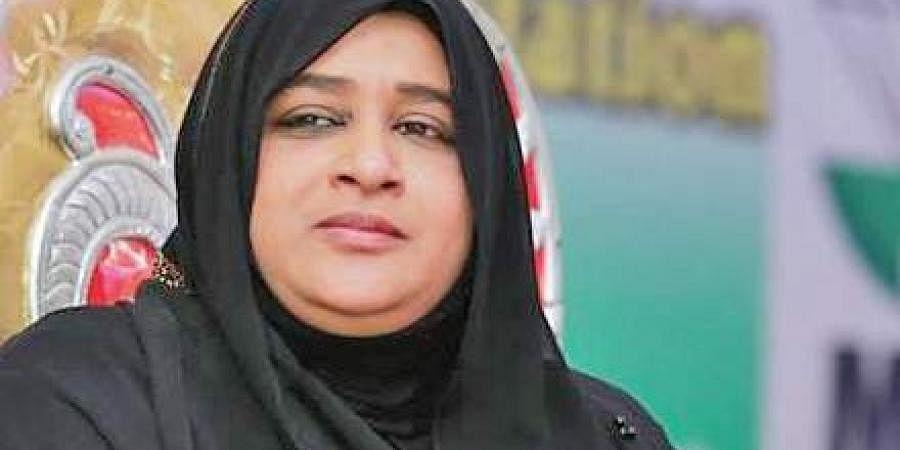 Nowhera Shaikh, director of Heera Group