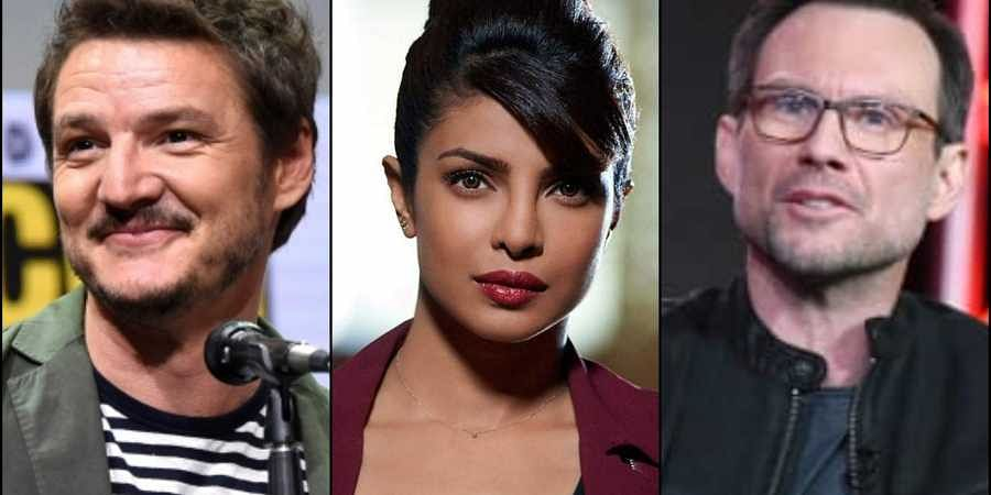 Priyanka Chopra Announces Next Project - Netflixs We Can Be Heroes