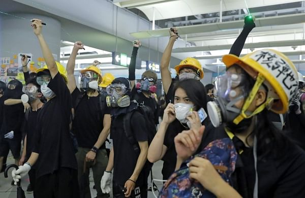 Google says YouTube disabled 210 channels targeting Hong Kong protests