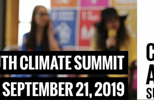 Vishnu P R is the Indian climate activist among 100 selected to participate in Youth Climate Summit at UN