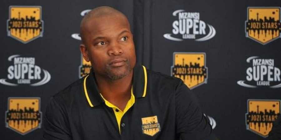 South Africa coach Enoch Nkwe