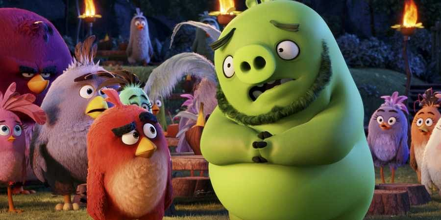 The Angry Birds Movie 2 Review This Film Is Action Packed