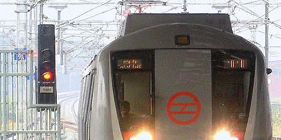 Delhi Metro rail image used for represetational purpose only(Photo courtesy: WikiMedia Commons)