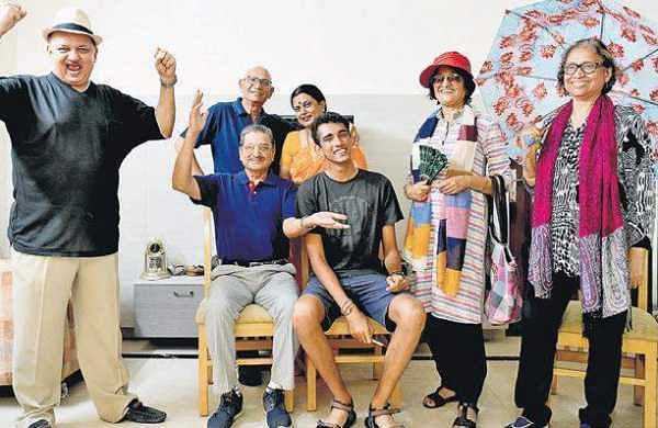 16-year-old Bengalurean directs play starring senior citizens, keeps the child in us alive