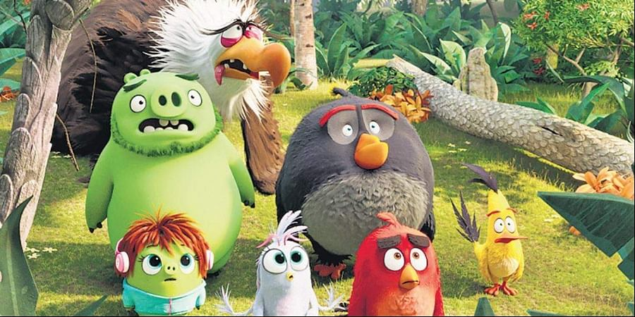 Angry Birds Movie Review A Fun Ride Underlined By Progressive