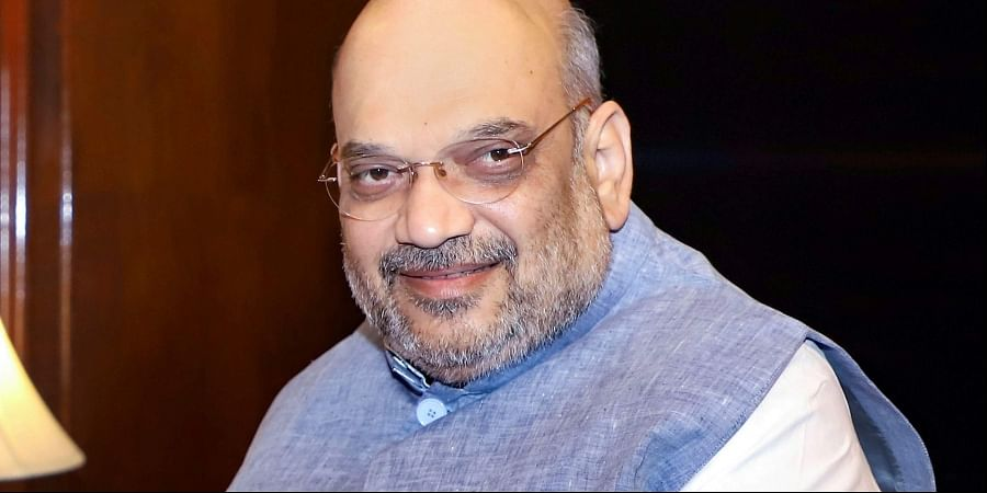 Union Home Minister Amit Shah