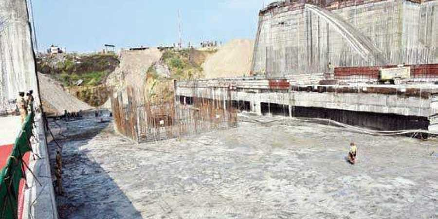 Polavaram Irrigation Project