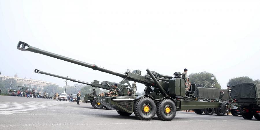 Advanced Towed Artillery Gun system (ATAGS) developed by DRDO.