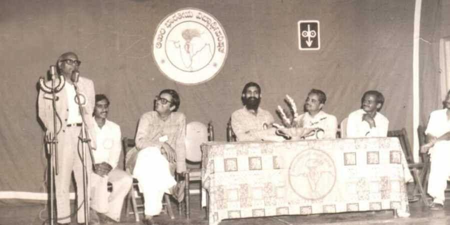 Arun Jaitley during an ABVP event.