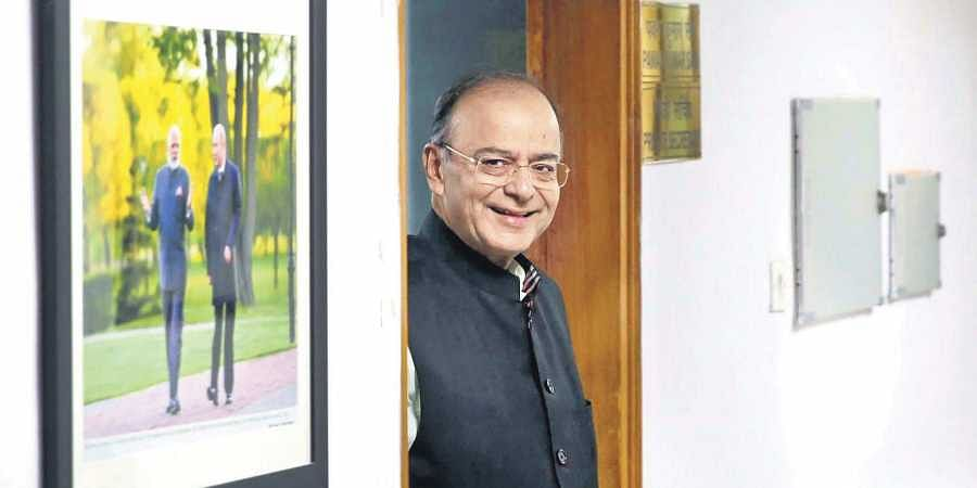 Late Former Finance Minister Arun Jaitley