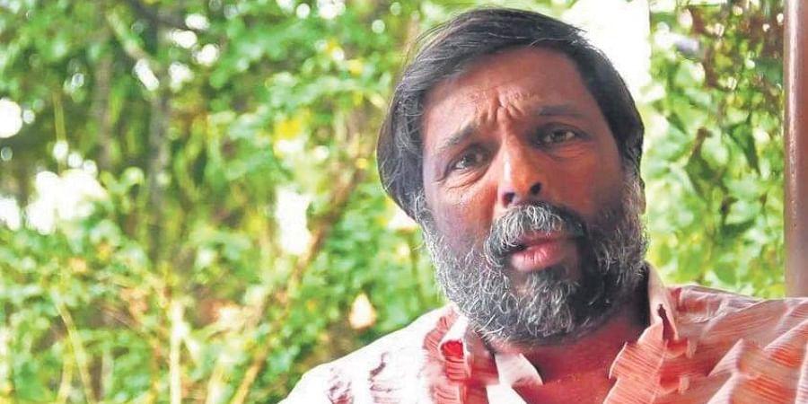 Self-professed naturopath Mohanan Vaidyar