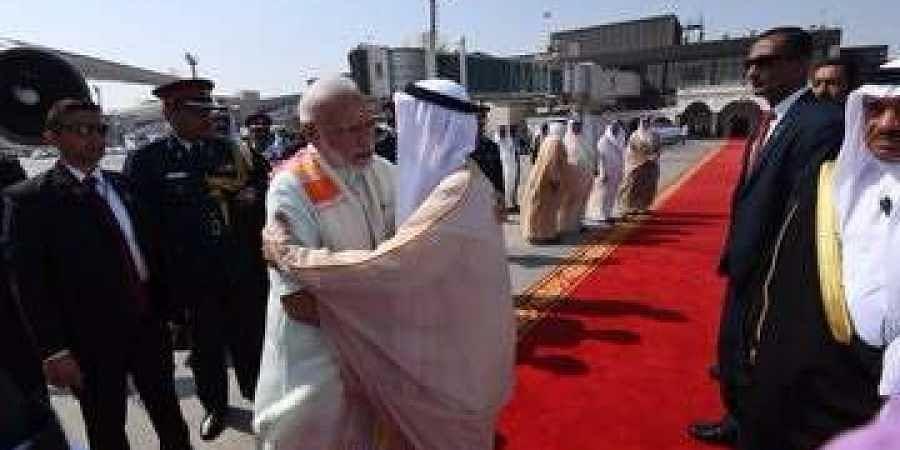PM Modi, Bahrain visit