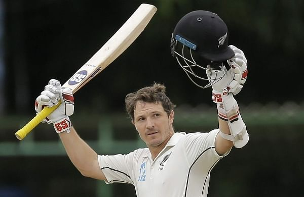 New Zealand's Watling ruled out of second Test against England with back injury