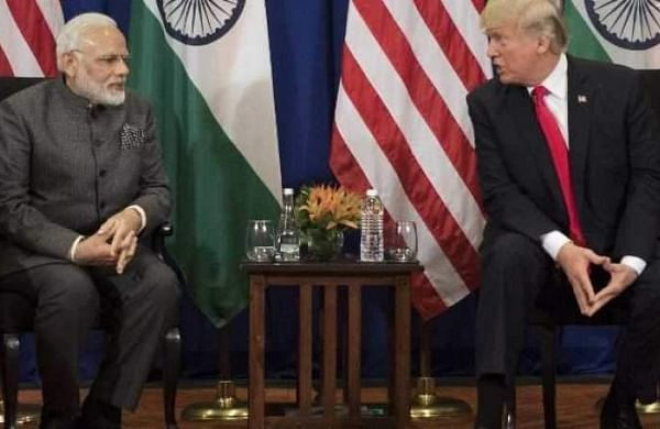 "US experts hail Trump's decision on joining Modi in Houston for ""Howdy Modi!"""