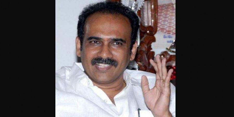 Environment and Forest Minister Balineni Srinivasa Reddy