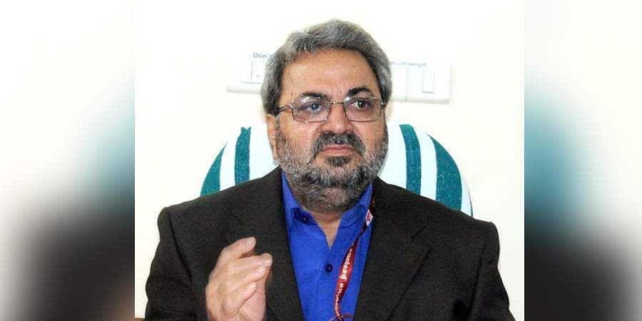 Chief electoral officer Kerala Teeka Ram Meena