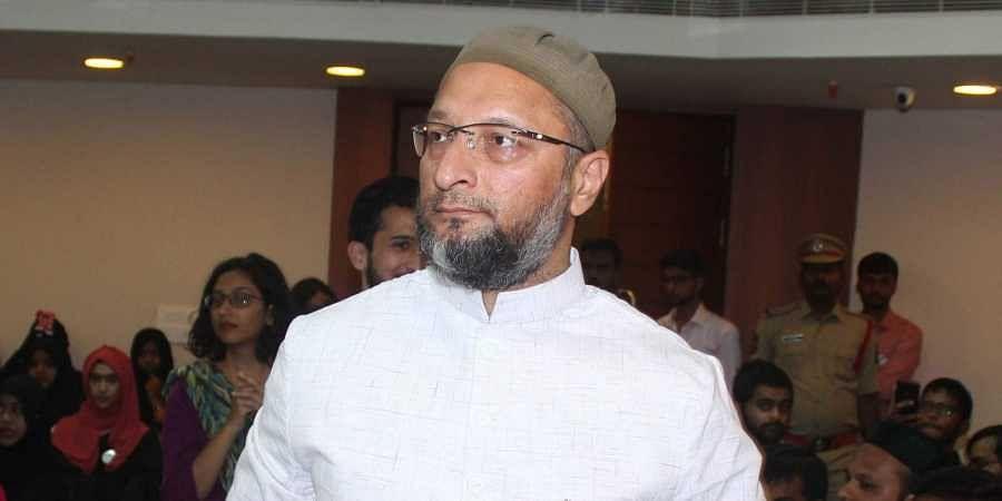 AIMIM chief Asaduddin Owaisi