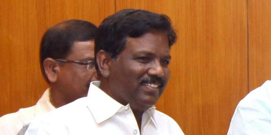 D Ravikumar, VCK general secretary