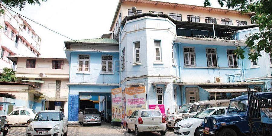 The Kochi Corporation office