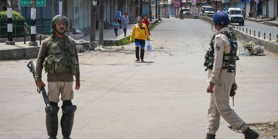 Peaceful Situation in Kashmir – Today's report.