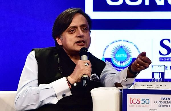 BJP leaders slam Shashi Tharoor for hailing US efforts on Kashmir