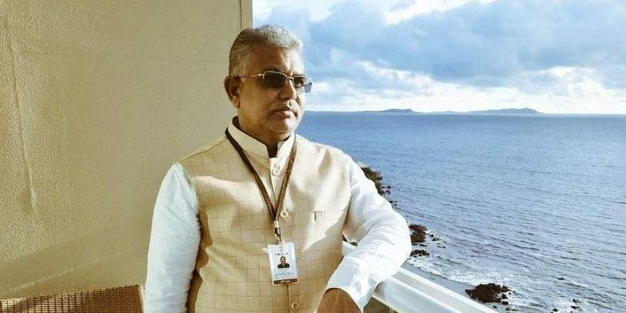 West Bengal BJP chiefDilip Ghosh