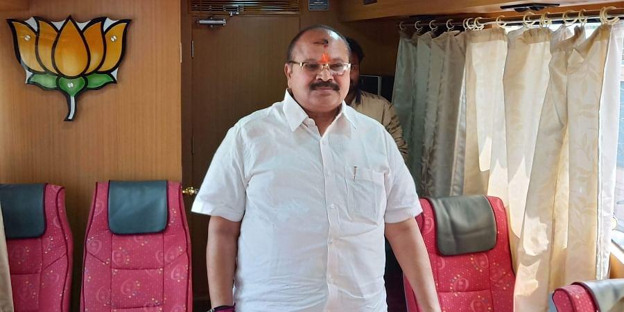 Andhra Pradesh BJP chief Kanna Lakshminarayana