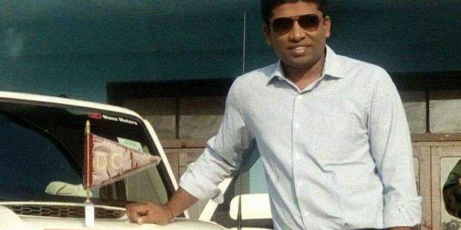 Former IAS officer Kannan Gopinathan