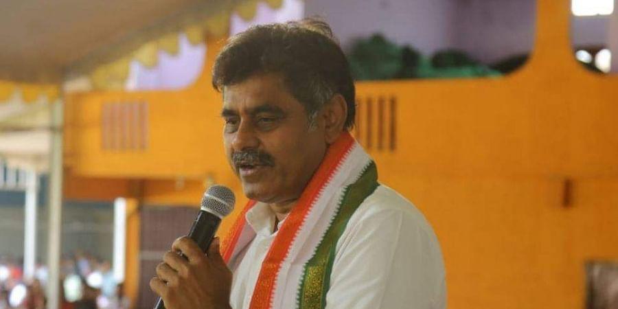 Congress leader Konda Vishweshwar Reddy