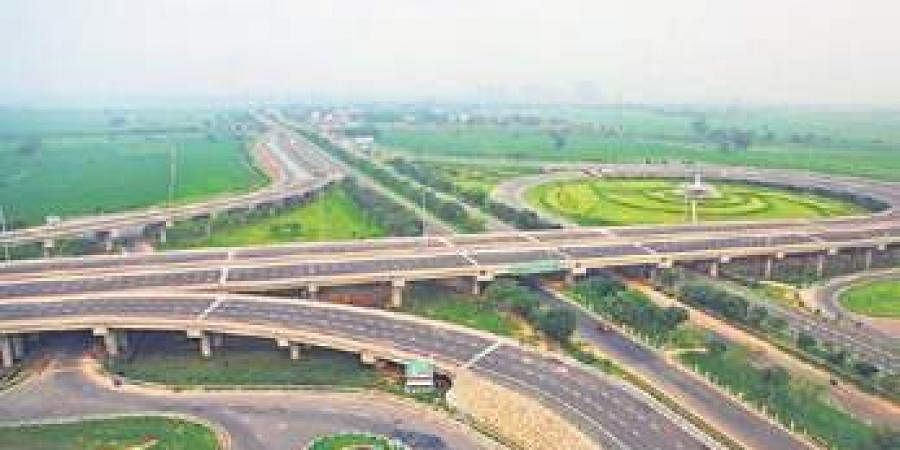 Mass scale development a top priority around the upcoming Jewar airport.
