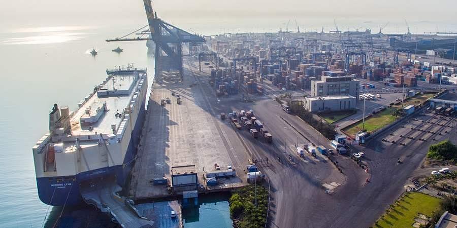 Adani Ports, Mundra Port