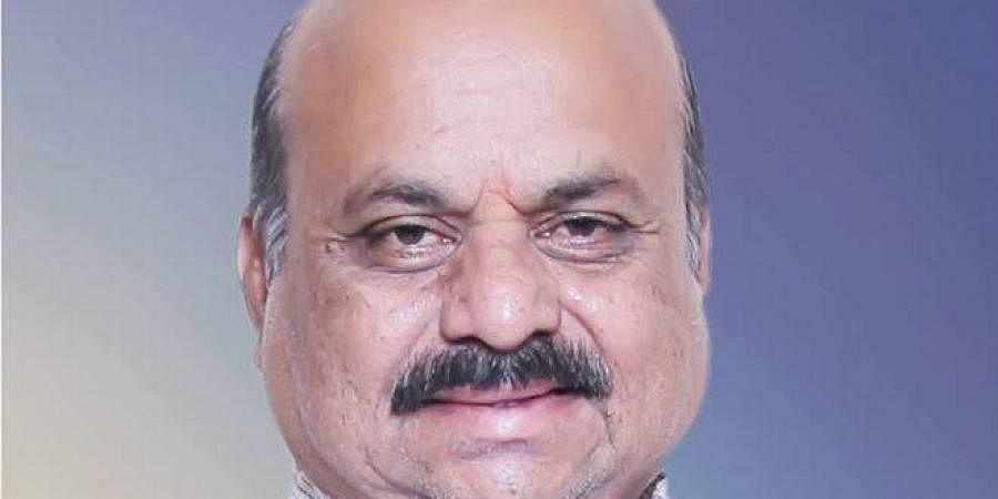 Karnataka Home Minister Basavraj Bommai