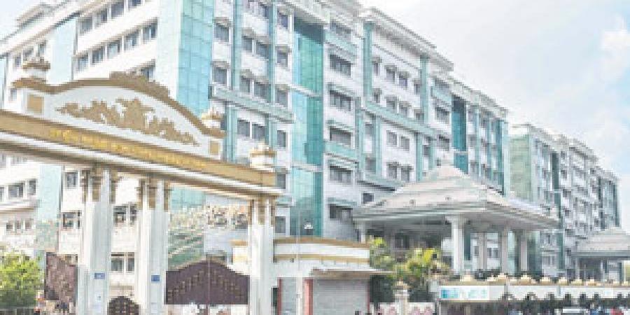 Rajiv Gandhi Government General Hospital