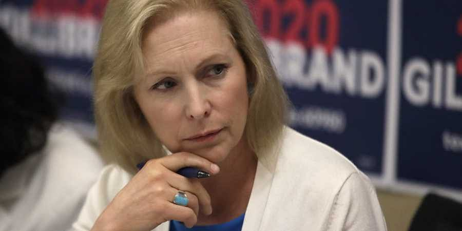 Kirsten Gillibrand Becomes Third Woman Democrat to Join