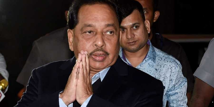 Former Maharashtra CM Narayan Rane