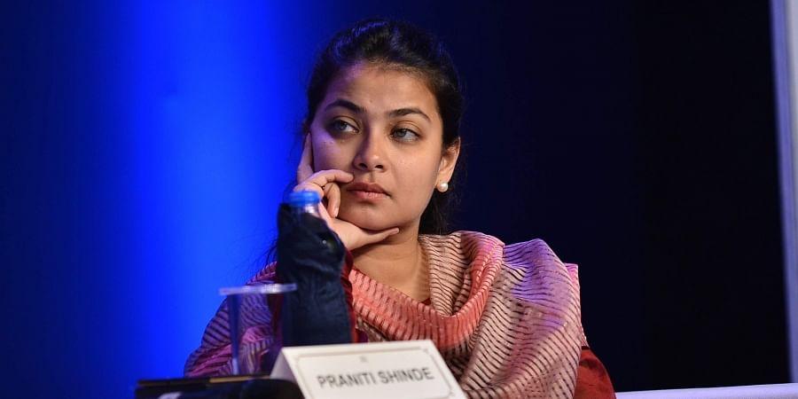 Maharashtra Congress MLA Praniti Shinde