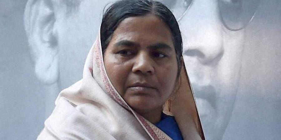 Rohith Vemula's mother Radhika