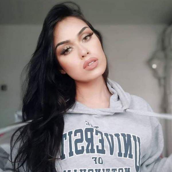 Bhasha Mukherjee fended off competition from dozens of other models to win the Miss England 2019 crown.