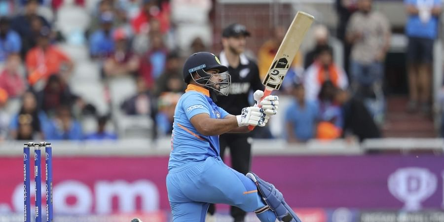 Rishabh Pant. (Photo | AP)
