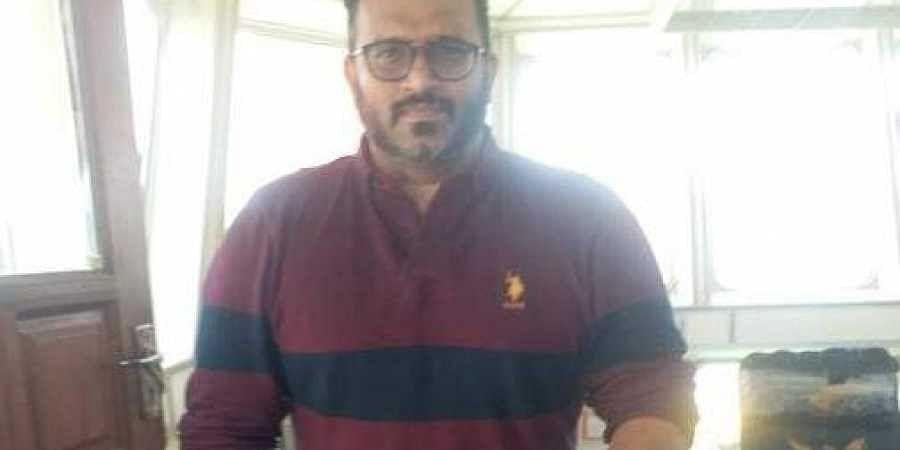 Former Maldives Vice President Ahmed Adeeb Abdul Ghafoor