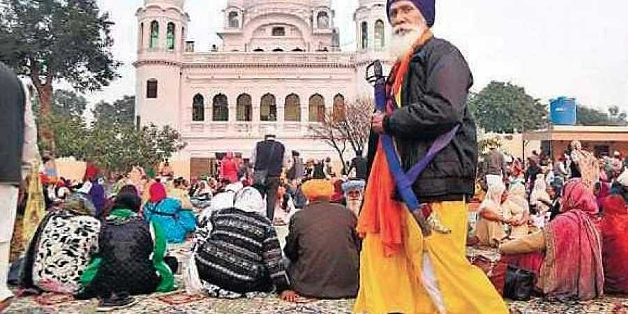 The Kartarpur corridor will give Sikh pilgrims easy access to the shrine.