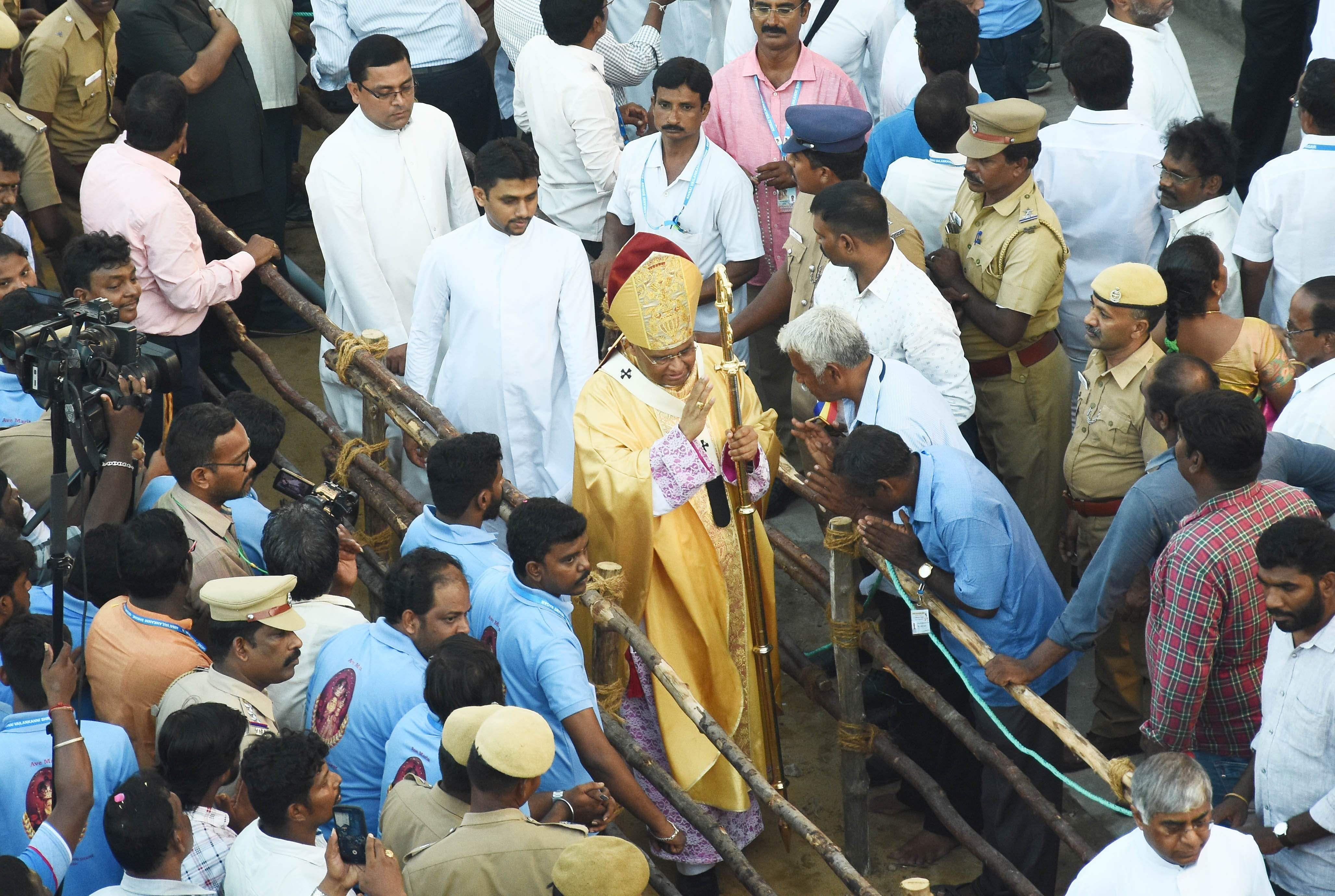 Annai Vailankanni festival Chennai