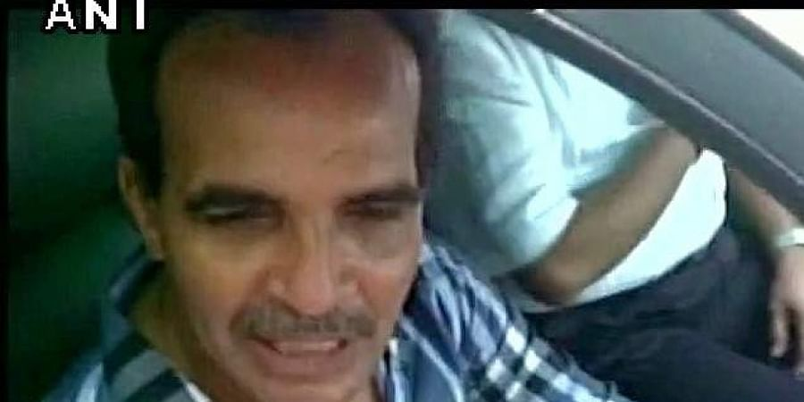 Rape accused ex-Goa MLA Atanasio Monserrate