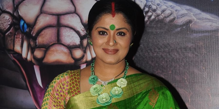 Actress Sudha Chandran (Photo | File)