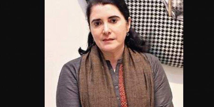 Artist Anju Dodiya is one of the 50 artists to showcase her work in Delhi Contemporary Art Week.